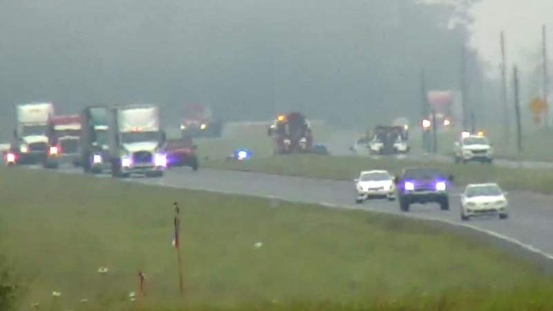 FHP investigating head-on crash that killed one driver before dawn Tuesday on U.S. 301.