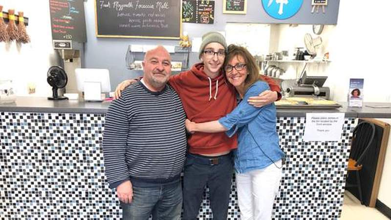 GF Default - Downtown business owner, wife, 17-year-old son -- all diagnosed with cancer -- need your help