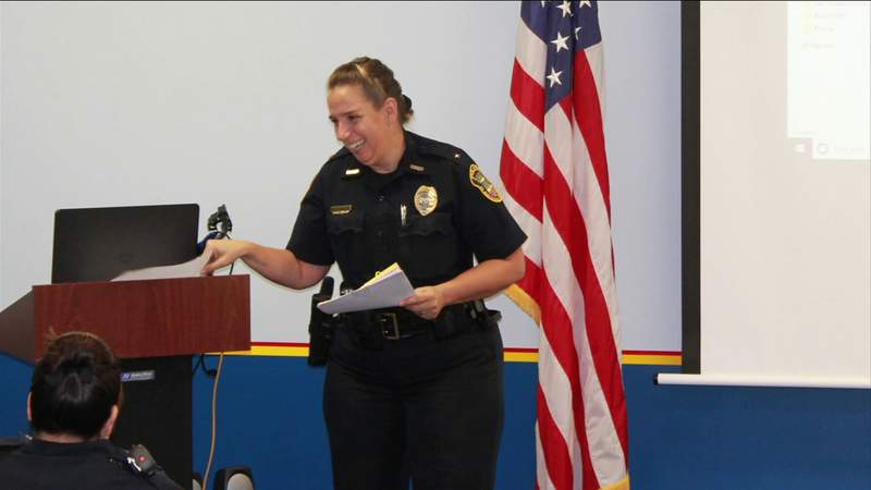 First female St. Augustine Police Department chief shares her goals for the city