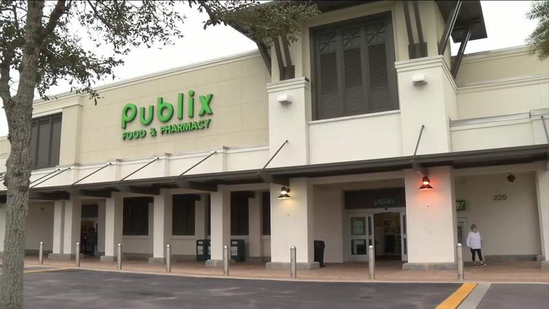 Publix in St. Johns, Flagler counties to begin giving COVID-19 vaccines
