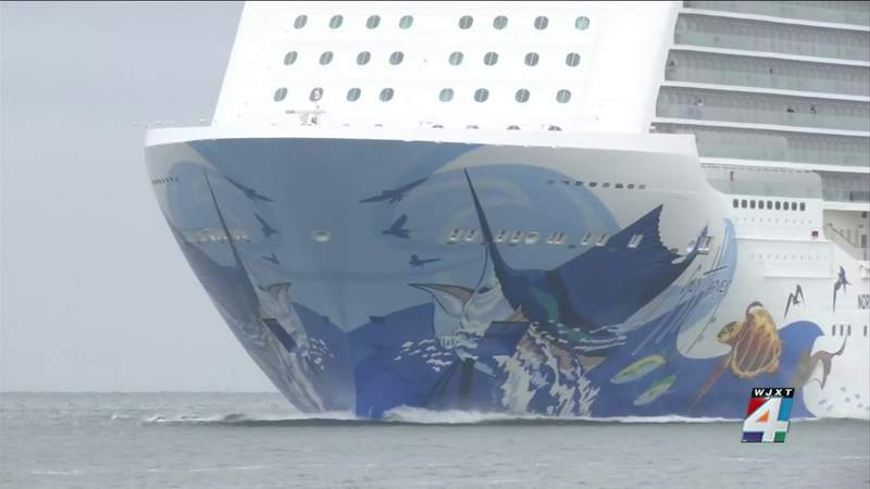 Travel expert expects cruises out of Jacksonville to resume 'at end of July'