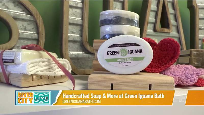 Handcrafted Soap & More at Green Iguana Bath   River City Live