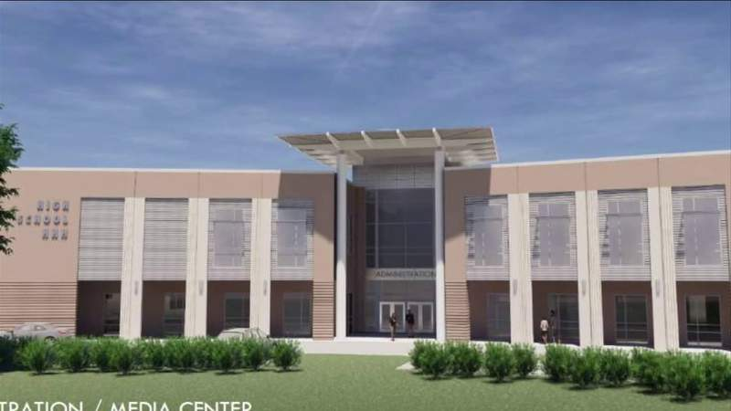 St. Johns County Opening New High School to Control Overcrowding