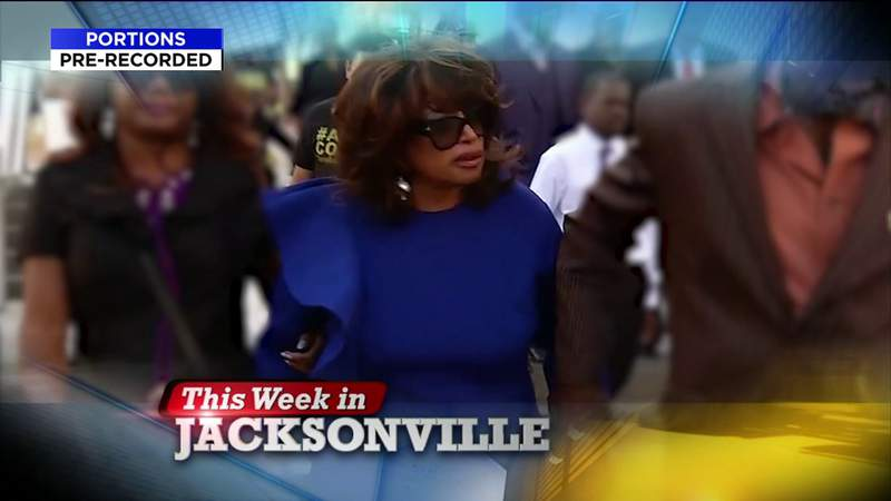 Former Congresswoman Corrine Brown's release from prison; how the state is handling unemployment; President Trump's temporary suspension of immigration
