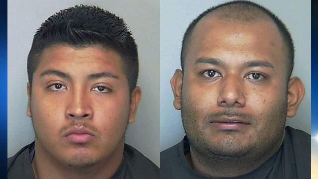 Efren Zuniga, Jose Moreno (Photos courtesy of the Putnam County Sheriff's Office).