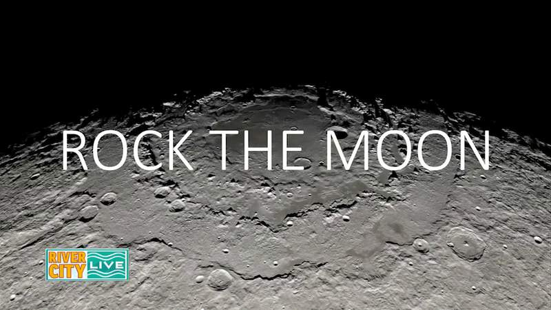 Fun Event at The Mosh: Rock The Moon Featuring Skyview   River City Live