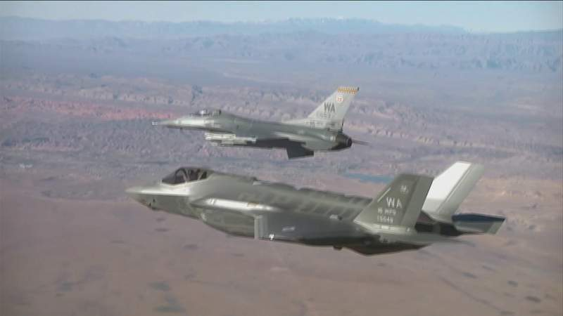 Air Force announces F-35s are finally coming to Jacksonville