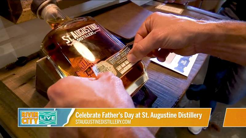 Celebrate Father's Day at St. Augustine Distillery   River City Live
