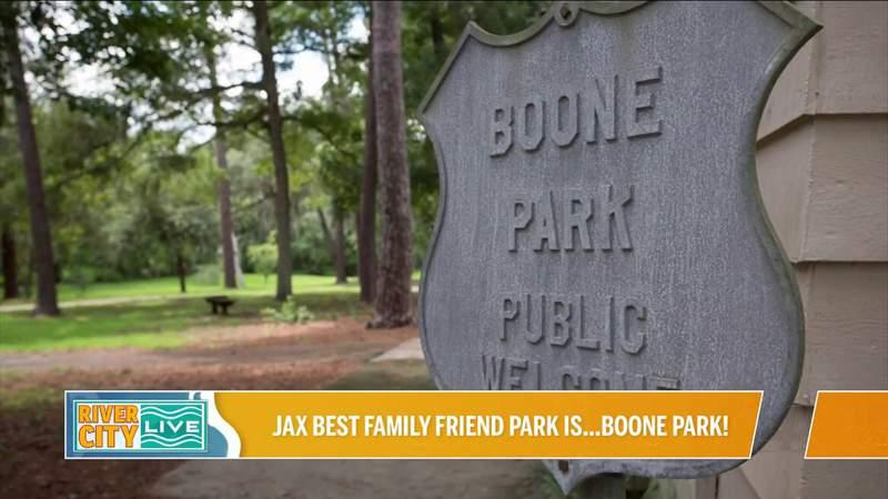 Jack Best Friendly Park is Boone Park!   River City Live