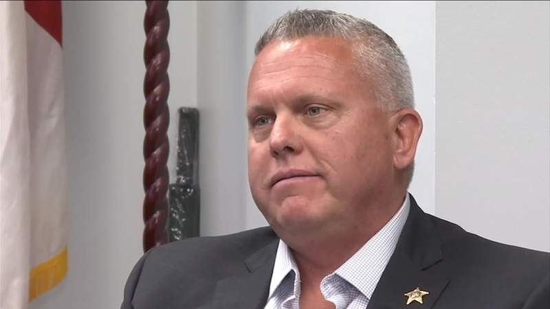 St. Johns County Sheriff's Office Director Howard Cole