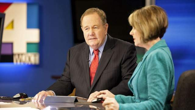 Tom Wills and Mary Baer anchor together on News4Jax