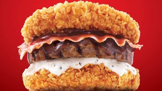 KFC: Triple Down