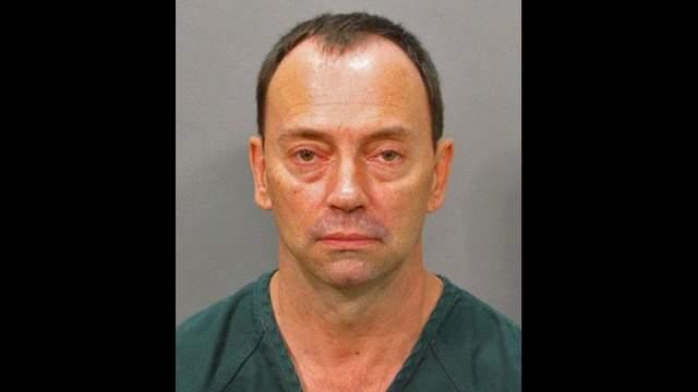 Jacksonville Sheriff's Office booking photo ofDouglas Alan Bailey