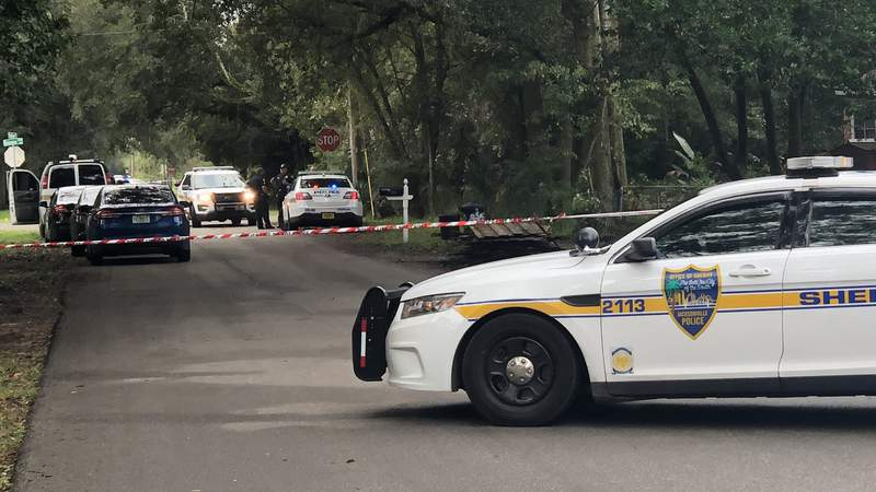 A man was found shot several times Friday morning on Jacksonville's Westside, according to police.