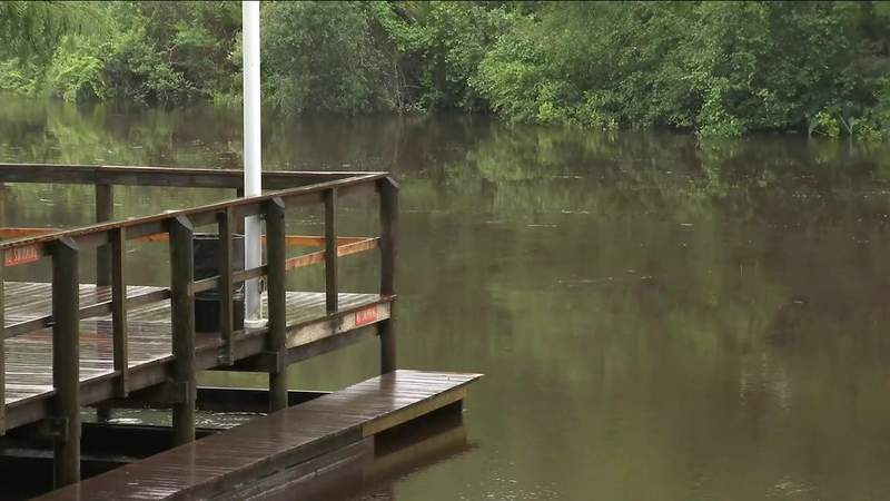 Residents brace for flooding in Clay County after emergency management warning