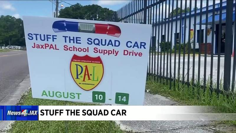 Stuff the squad car