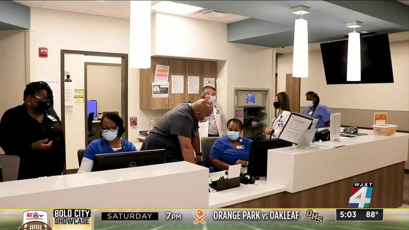 National Guard Helping Southeast Georgia Doctors In COVID Surge