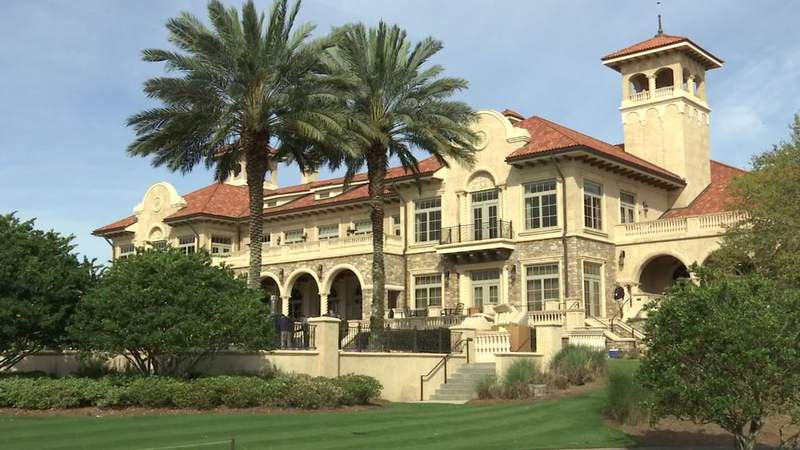 Clubhouse at TPC Sawgrass