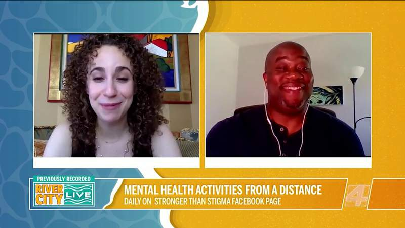 Mental Health Activities...From A Distance   River City Live