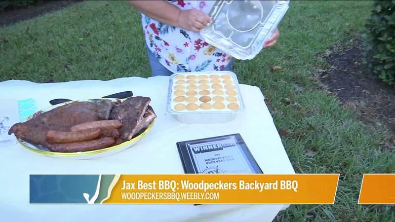 Jax Best BBQ: Woodpeckers Backyard BBQ   River City Live