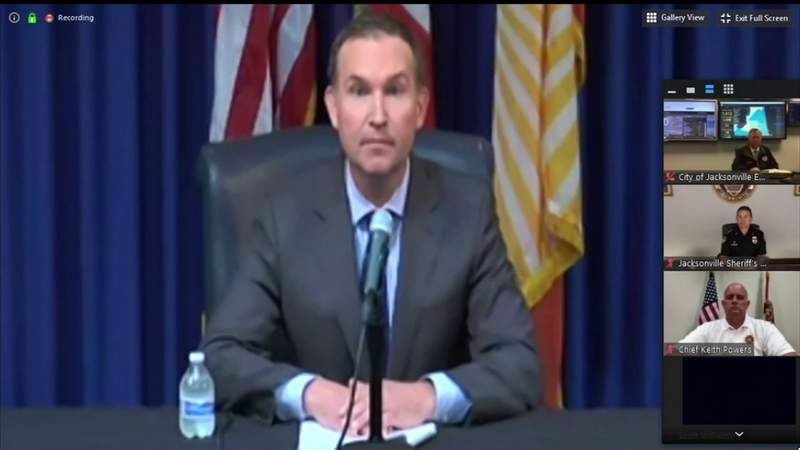 Mayor Curry could condemn businesses who violate work-at-home order