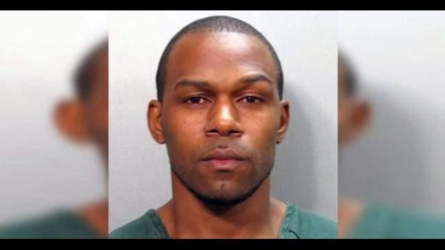 Jacksonville Sheriff's Office booking photo of Ruben Ebron Jr.