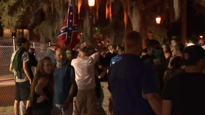 St. Augustine commissioners vote to remove Confederate monument