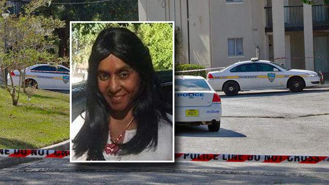 Barbara Grubbs was fatally stabbed Saturday afternoon in her apartment on Townsend Boulevard in Arlington.
