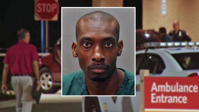 Jeremy Murkey was detained at Park West Emergency Room and later charged with murder.