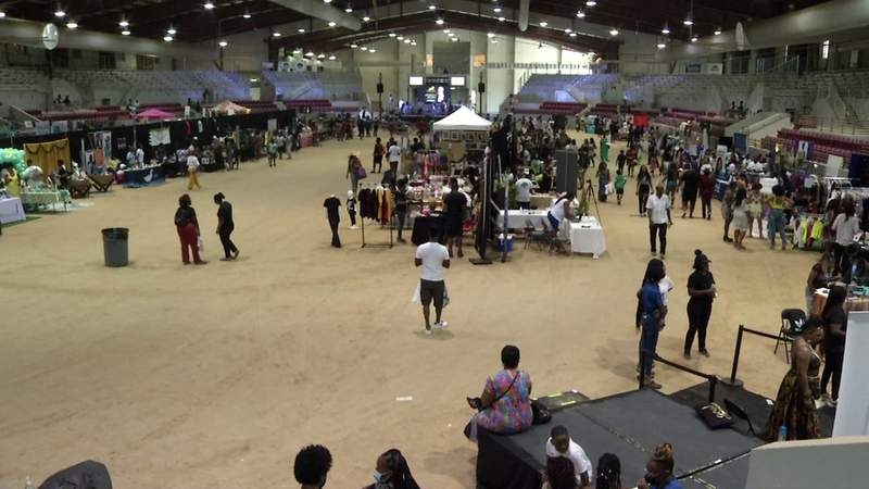Natural Beauty Fest 2021 took place at the Jacksonville Equestrian Center this weekend.