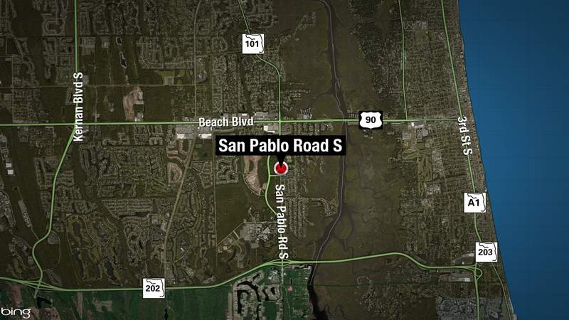 A woman has died and one man is injured after being stabbed inside an apartment off San Pablo Road S.