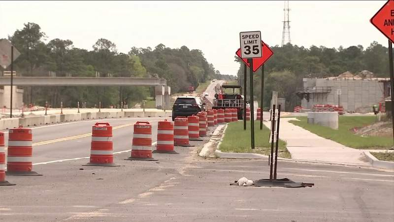 Traffic jam relief in the works in Clay County