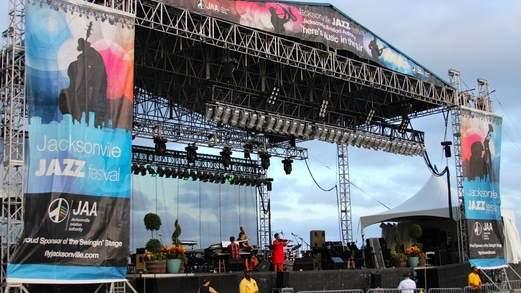 File photo of 2019 Jacksonville Jazz Festival