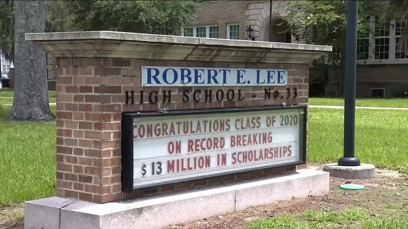 Online petition calls for DCPS to rename Robert E. Lee High School
