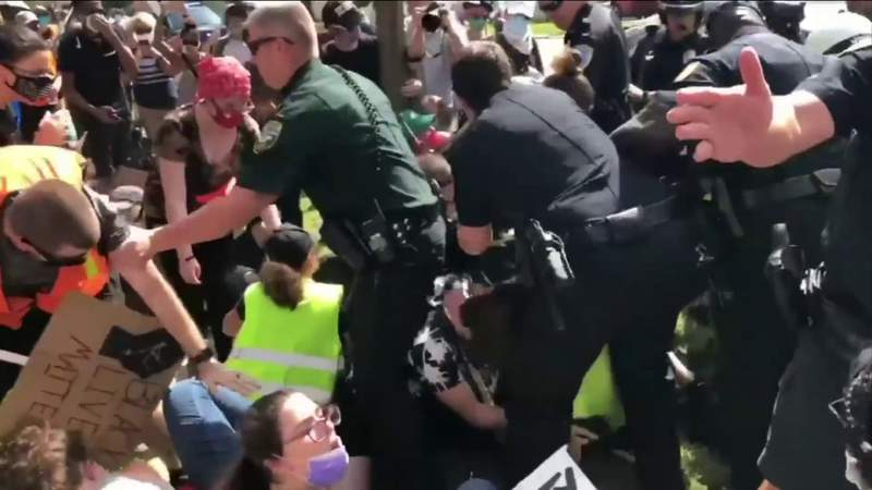 Florida Senate trying to bring back controversial 'anti-rioting' bill