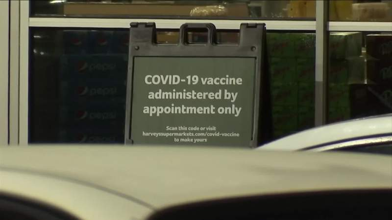 More grocery stores to start administering covid vaccines this week