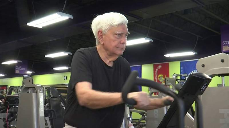 Jacksonville man with Parkinson's joins gym, retakes control of life