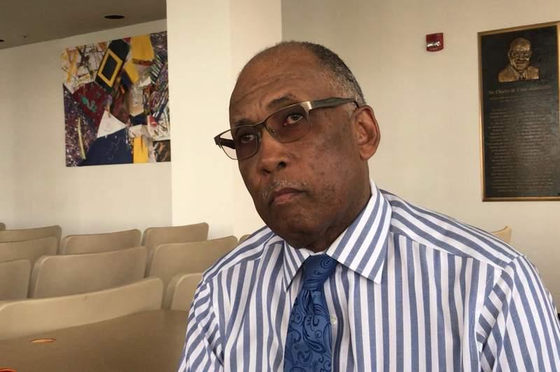 Duval County School Board Chairman Warren Jones.