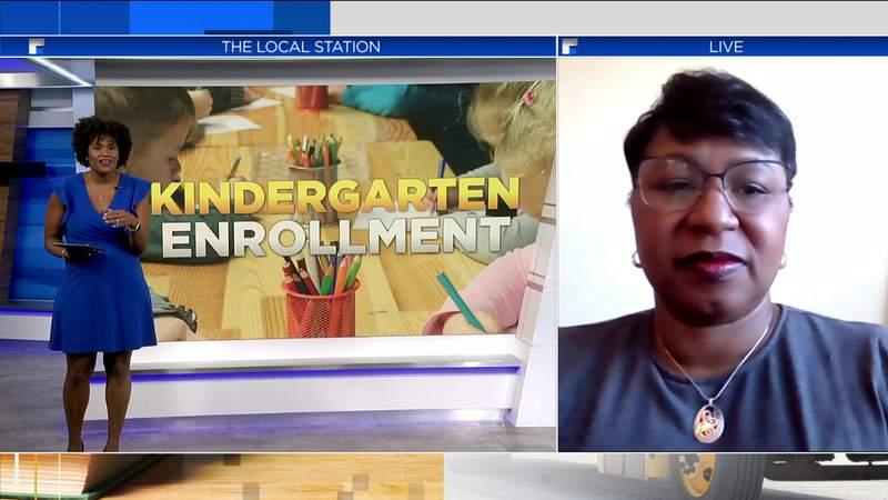 Kindergarten Enrollment Open