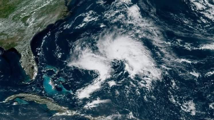 2019 Subtropical Storm Andrea was a preseason short lived system east of Florida in May.