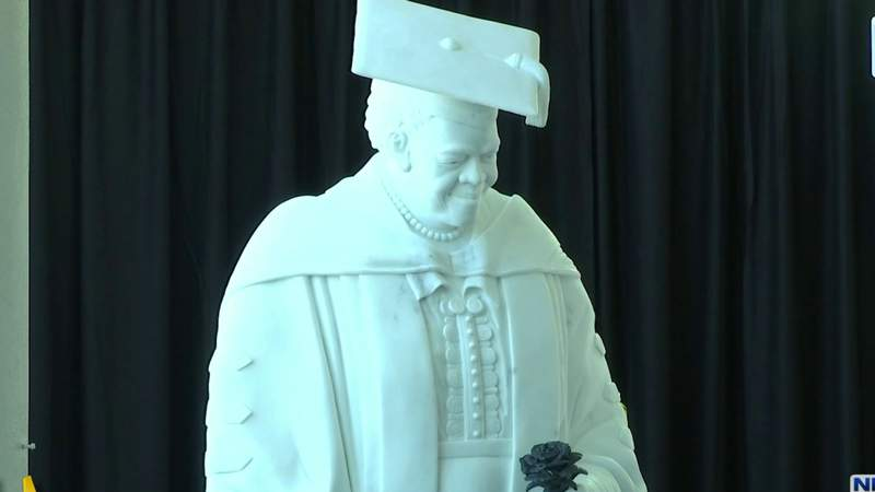 Statue of Dr. Mary McLeod Bethune unveiled in Daytona Beach