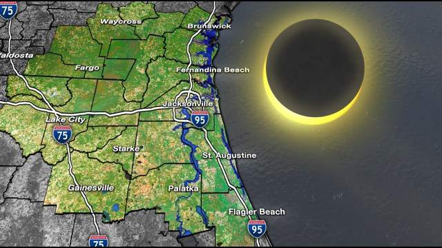 where you can watch eclipse in ne florida se georgia news4jax