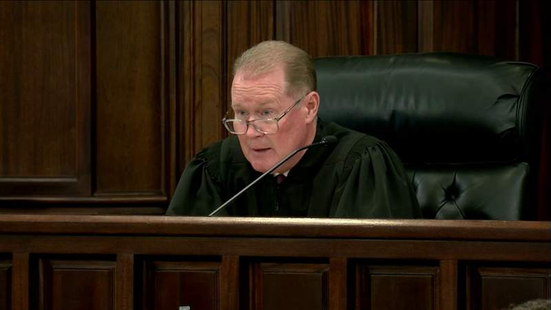 Judge in Ahmaud Arbery case expresses concern about possible obstruction of justice and statements from a witness he found indefensible
