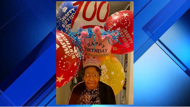 Mrs. Edna Johnson (Grandma Edna)