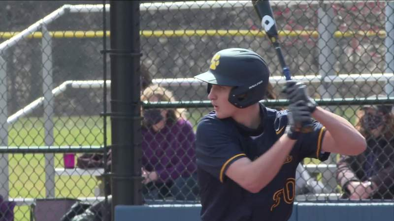 Young Baseball Player Sidelined By Stoke