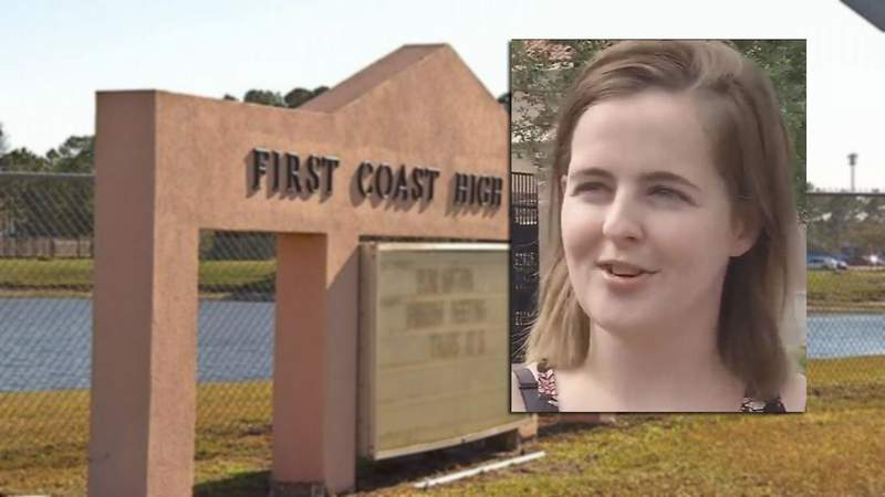 Police: First Coast High teacher sought inappropriate relationship with student