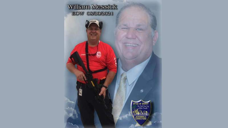 Sgt. Bill Messick was an instructor at the JSO police academy.