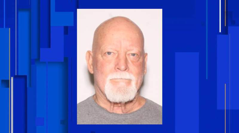Charles Edward Sapp, 76, was last seen about 6:30 p.m. Sunday.