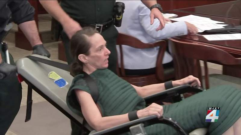 FILE- Kimberly Kessler appears at a hearing in June.