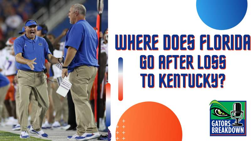 A 3-2 start is not sitting well with Gator Nation